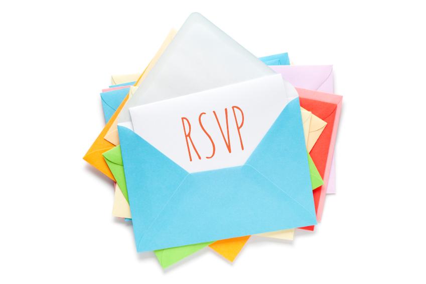 Kids Birthday Party Invitation Wording RSVP