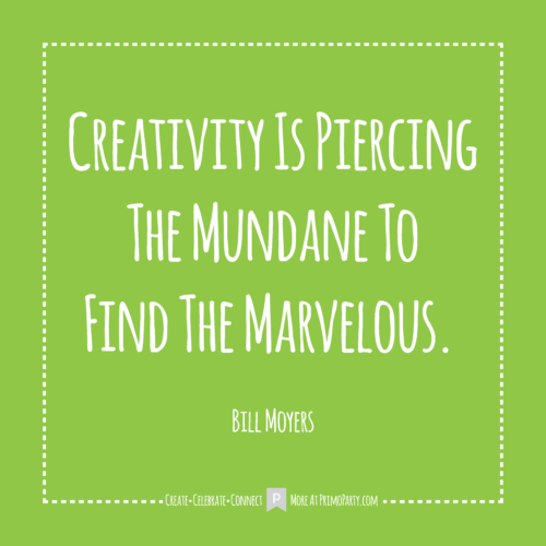 Creativity Quote Bill Moyers
